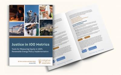 Justice in 100 Metrics Report
